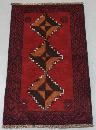 Baluchi Tribal Rug (Ref 1394) 140x83cm