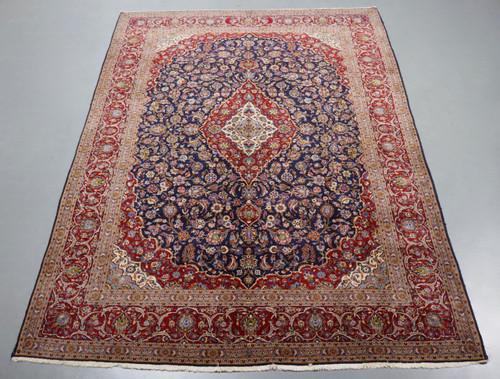 Kashan Vintage Persian Rug (Ref 182) 417x297cm