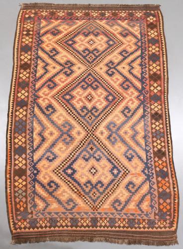 Vintage Kyber Mori Tribal Kilim (Ref 13) 301x186cm