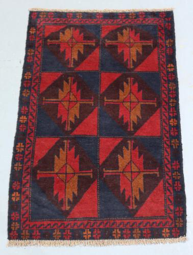 Baluchi Tribal Rug (Ref 1336) 139x90cm