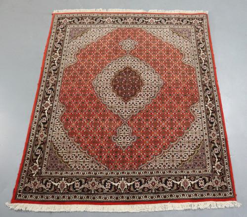Mahi Tabriz Persian Rug (Ref 1034) 202x154cm