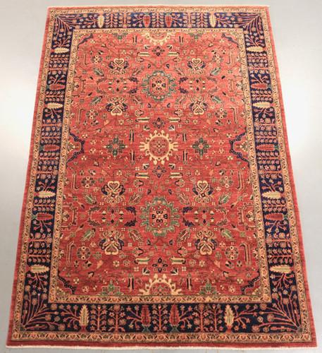 Chobi Farahan Veggie Dye Rug (Ref 1231) 296x203cm