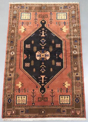 Afshar Vintage Persian Rug (Ref 140334) 233x147cm