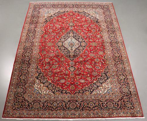 Kashan Persian Rug (Ref 45) 411x298cm