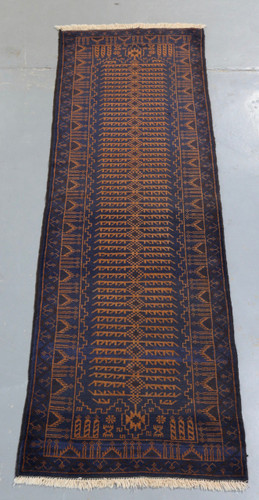 Baluchi Tribal Runner (Ref 437) 290x89cm