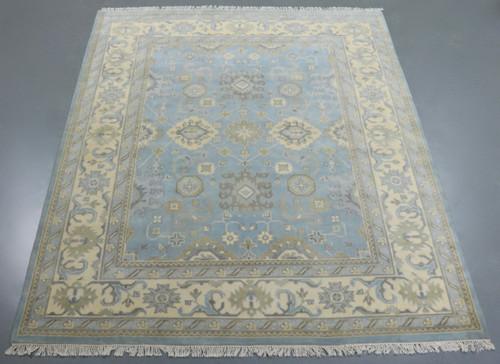 Oushak Indo Soft Wool Rug (Ref 19) 308x253cm