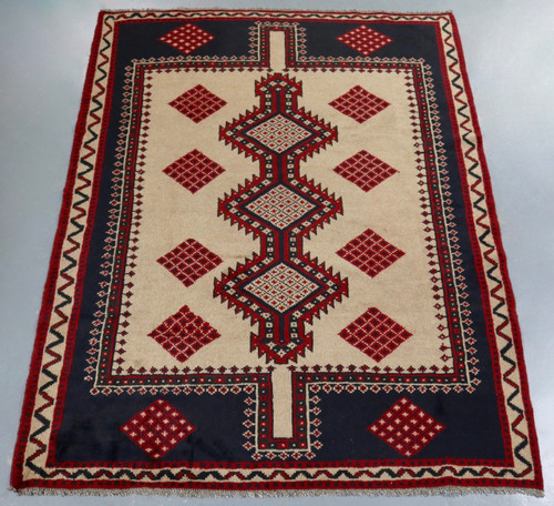 Shiraz Persian Rug (Ref 207) 270x198cm