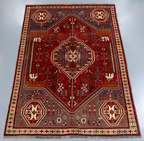 Shiraz Qashqai Persian Rug (Ref 292) 283x196cm