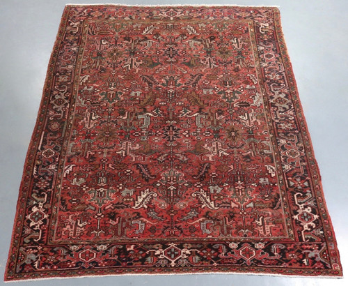 Vintage Heriz Persian Rug (Ref 570) 315x245cm