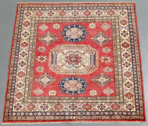 Kazak Farahan Fine Veggie Dye Rug (Ref 101037) 150x150cm
