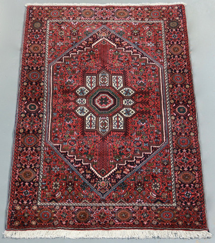 Bidjar Qoltuq Persian Rug (Ref 374) 159x101cm