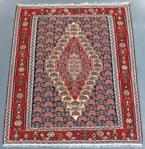 Senneh Persian Kilim (Ref 711) 153x120cm