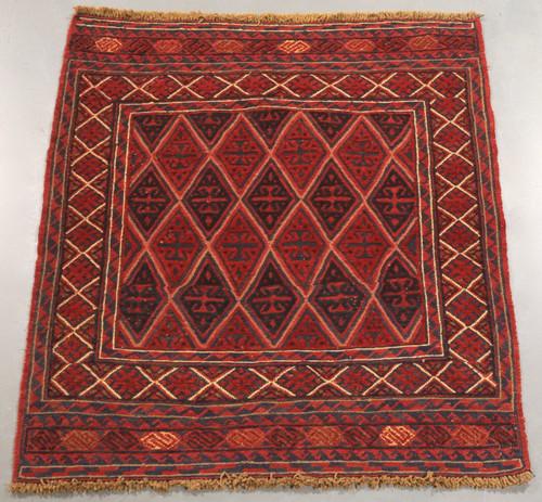 Meshwani Tribal Rug (Ref 1128) 129x120cm