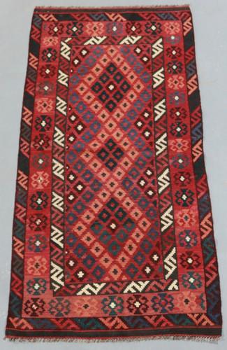 Kyber Mori Tribal Kilim (Ref 692) 201x99cm