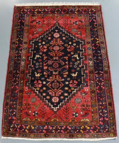 Zanjan Persian Rug (Ref 134) 203x134cm