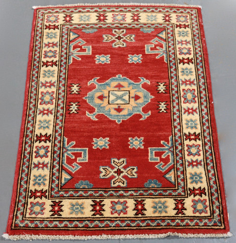 Kazak Veggie Dye Rug (Ref 780) 90x59cm