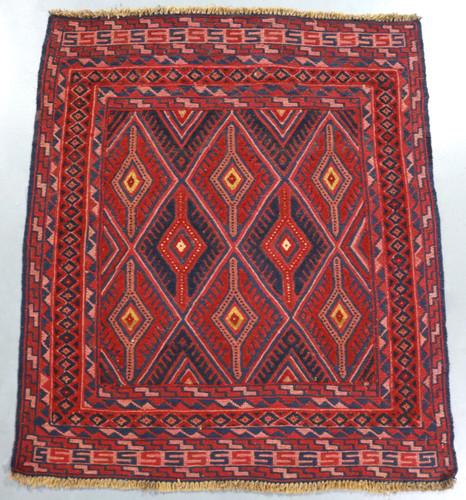 Meshwani Tribal Rug (Ref 1066) 125x110cm