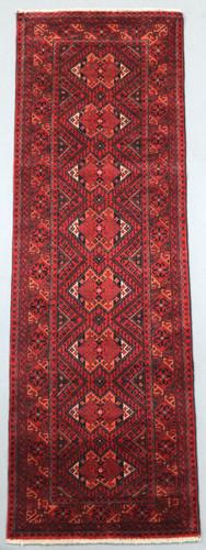 Kundus Mohommadi Tribal Runner (Ref 149) 202x66cm