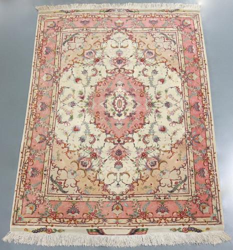 Tabriz Fine 50 Raj Vintage Persian Rug (Ref 123) 210x151cm