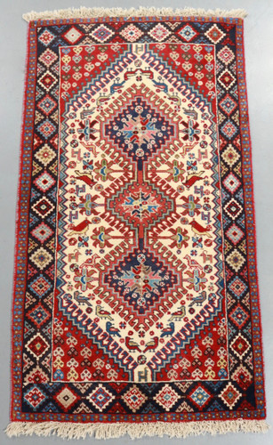 Yalameh Village Persian Rug (Ref 107) 140x80cm