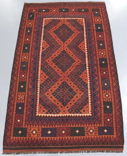 Kyber Mori Tribal Kilim (Ref 700) 252x145cm
