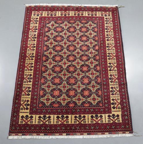 Tajik Fine Tribal Rug (Ref 563) 200x150cm