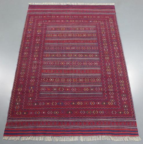 Maliki Fine Tribal Kilim (Ref 639) 272x176cm