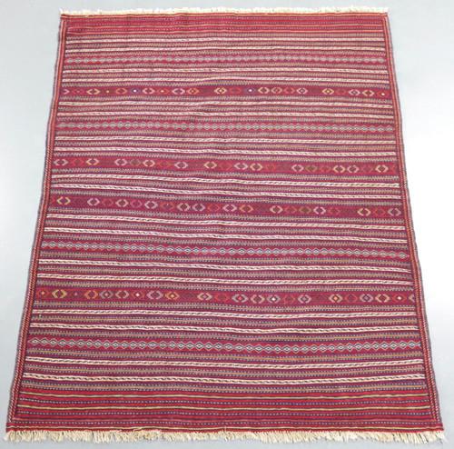 Maliki Fine Tribal Kilim (Ref 226) 198x142cm
