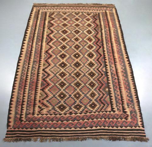Vintage Afghan Tribal Kilim (Ref 56) 346x209cm