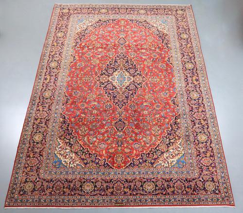 Kashan Persian Rug (Ref 442) 420x295cm