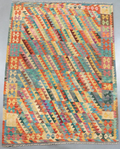 Vegetable Dye Kilim Rug (Ref 33064) 199x152cm