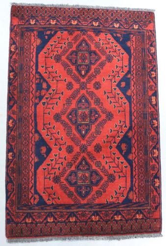 Mohommadi Tribal Rug (Ref 2552) 124x82cm