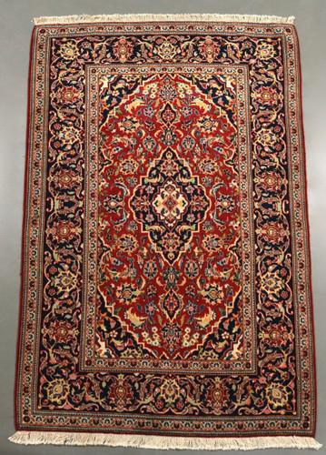Kashan Persian Rug (Ref 1234) 202x133cm