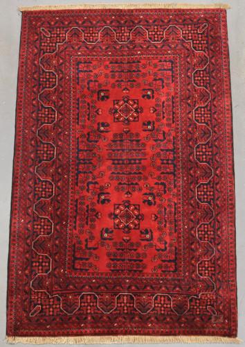 Kundus Mohommadi Tribal Rug (Ref 181) 156x102cm