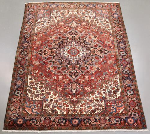 Heriz Vintage Persian Rug (Ref 68) 318x235cm