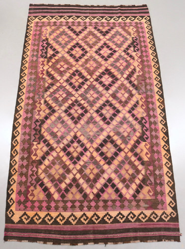 Vintage Afghan Tribal Kilim (Ref 135) 374x201cm