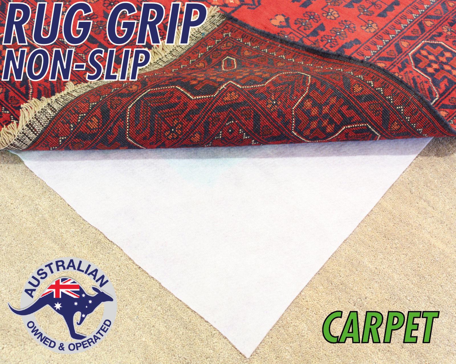 Extra Carpet On Carpet Rug Grip Non Slip Underlay Pad