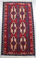 Baluchi Fine Tribal Rug (Ref 908) 148x87cm