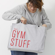 Personalised 'Gym Stuff' Bag