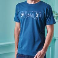 Personalised Hobbies T Shirt