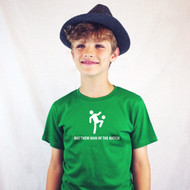 Personalised Child's Football T Shirt