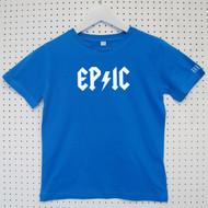 Personalised 'Epicr' Child's Organic Cotton T-shirt