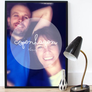 Personalised Photo Location Print