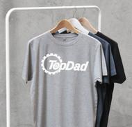 'Top Dad' T Shirt
