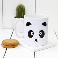 Personalised 'Panda' mug