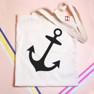'Hello Sailor' Tote Bag