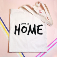 'Carry Me Home' Tote Bag
