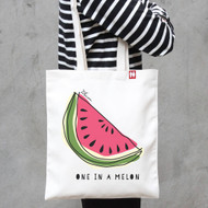 Personalised 'A One In A Melon' Bag