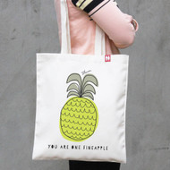 Personalised 'Fineapple' Bag