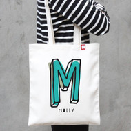 Personalised 'Initial' Bag